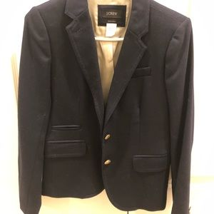Jcrew Schoolboy Wool Jacket